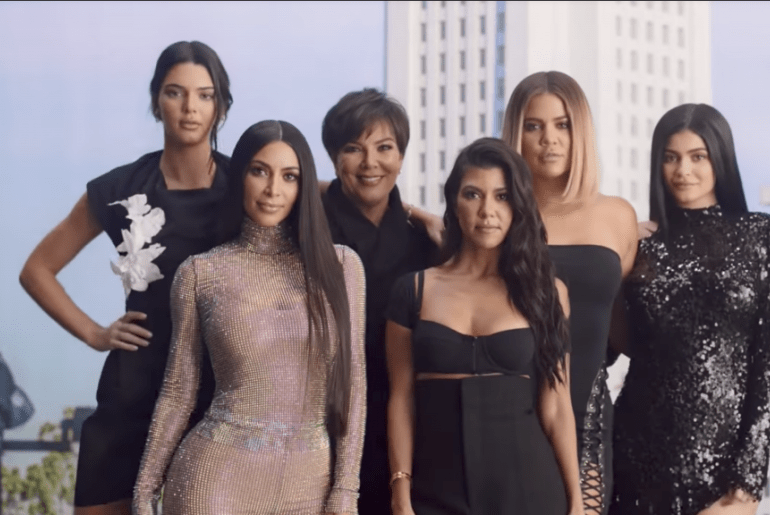Kardashians prudukte